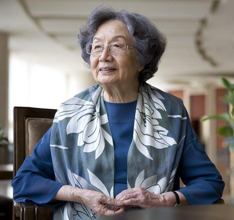"""中国最后一位女先生叶嘉莹:""""我想把中国传统文化的莲心留下来"""""""