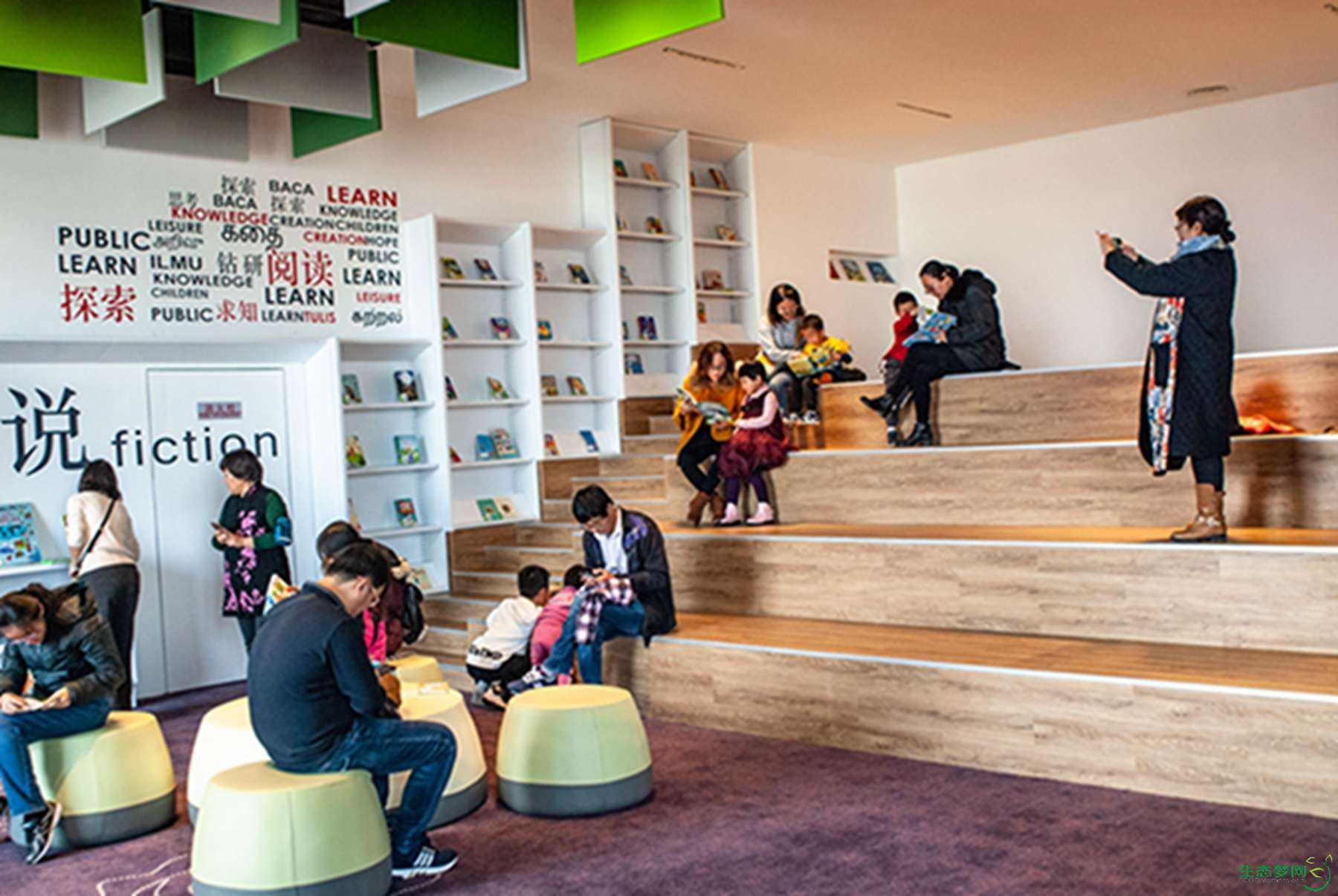 津城又多一个网红打卡地,中新友好图书馆正式开放