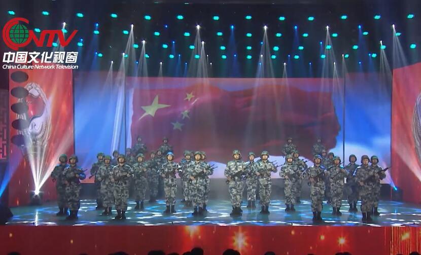 93285部队合唱《做习主席的好战士》:雄壮的誓言响亮了舞台!