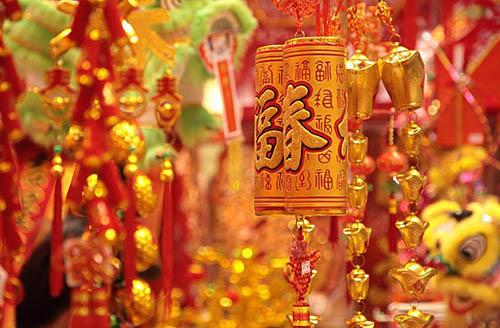 将着力丰富产品供给 让春节更有年味