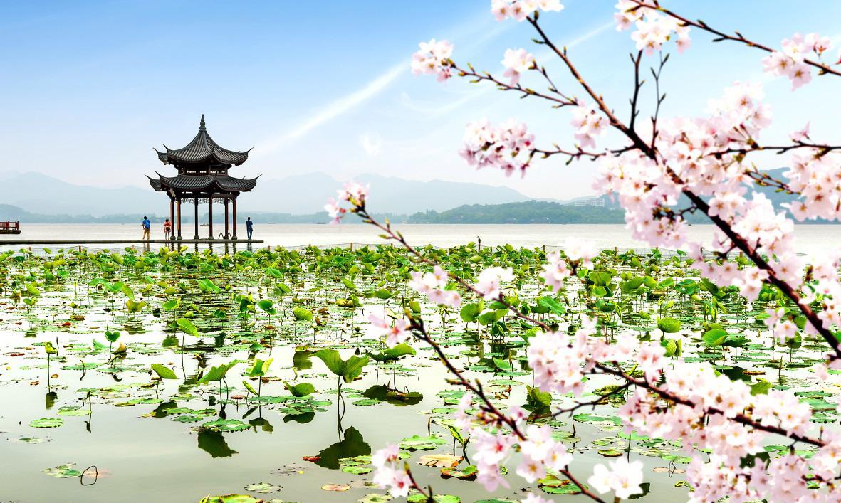 """杭州西湖打造""""数字景区"""""""