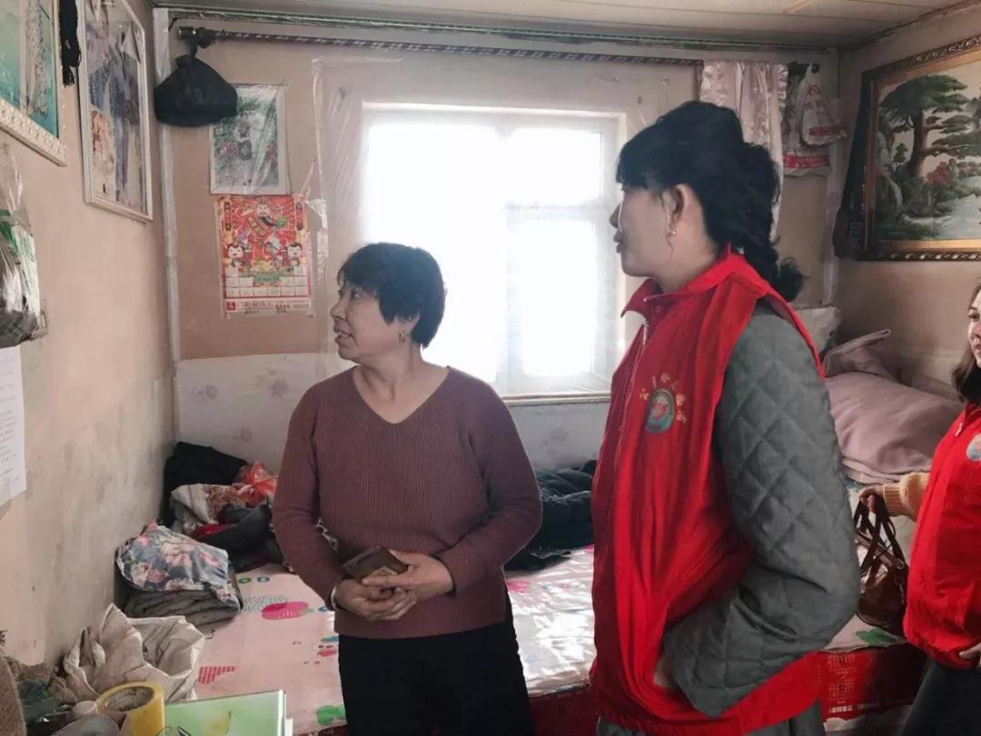 """刘房子街道开展""""一课一志愿""""活动"""