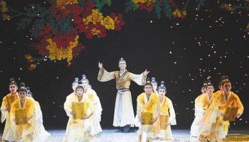 第十二届中国艺术节在上海开幕 展现我国文艺创作丰硕成果