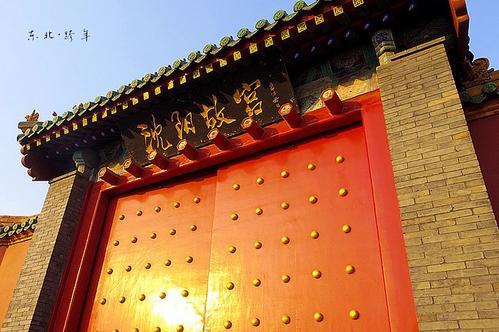 沈阳故宫凤凰楼关闭近30年后重新对公众开放