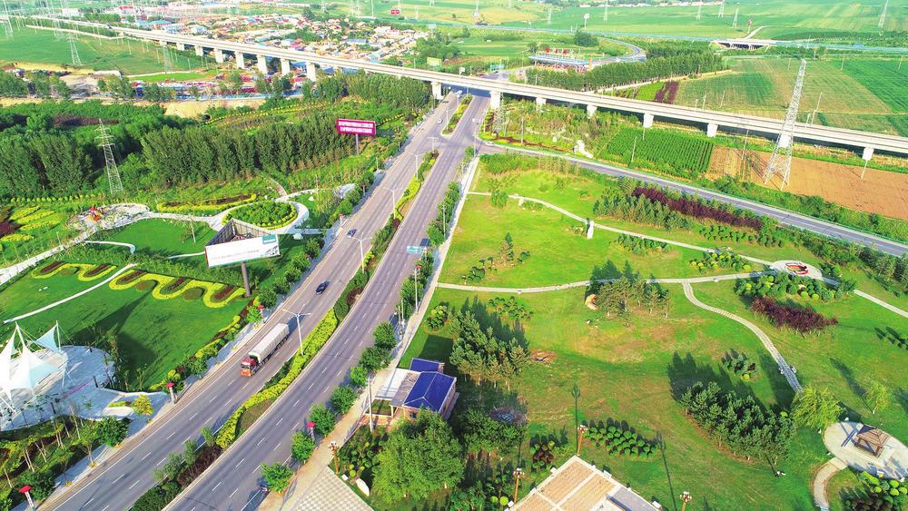 公主岭:项目建设挺起高质量发展脊梁