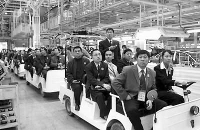 工业旅游有了全国性组织:让工厂比游乐场更有吸引力