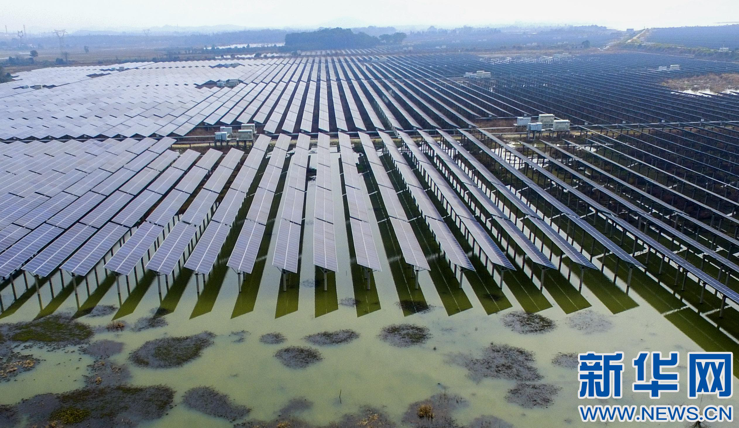 我国光伏发电扩容约5000万千瓦 年度补贴约需17亿元