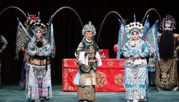 """北京京剧院建院40周年""""魅力春天""""之《杨门女将》在京上演"""
