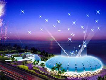 海南岛用上云南清洁水电