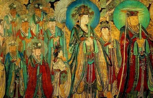 """山西永乐宫将开发文创产品让元代壁画""""活起来"""""""