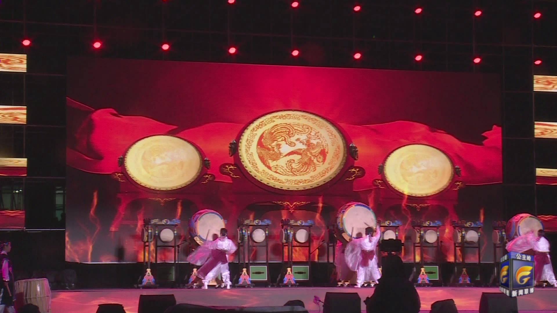 我和我的祖国 公主岭市庆祝新中国成立70周年音乐会——《放歌中国》走进公主岭