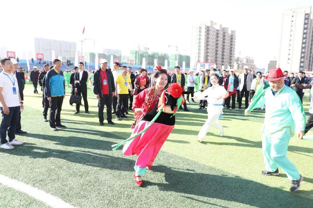 吉林·公主岭市2019年中国农民丰收节精彩呈现!