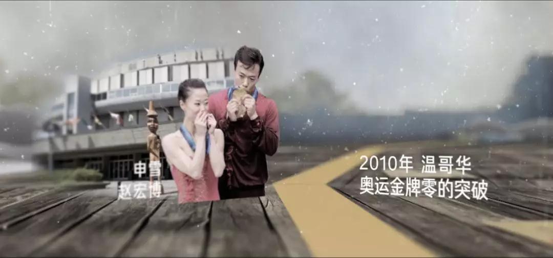 花样滑冰 花样祝福丨张艺谋任艺术指导中国花样滑冰队国庆70周年宣传片《国家》