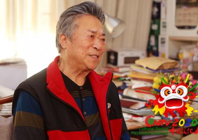 著名男高音歌唱家李光曦:祝我们的国家国泰民安,祝大家诸事顺意!