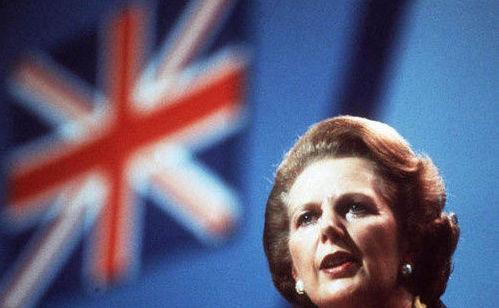"""""""铁娘子""""撒切尔:创造英国政坛奇迹"""