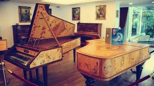 一世琴缘,毕生乡情-鼓浪屿钢琴博物馆