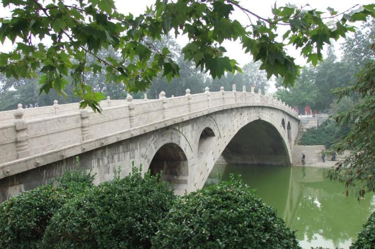 赵州桥|中国桥梁艺术结晶之作