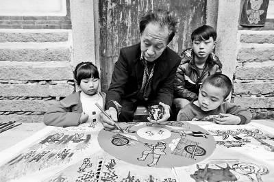 """他山之石 厦门""""非物质文化遗产""""之-翔安农民画"""