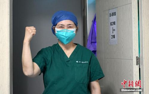 李兰娟:齐名钟南山的巾帼英雄!