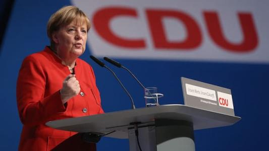 安格拉·默克尔:安静的德国人