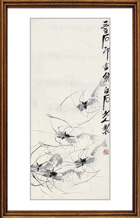 《书画百杰》齐白石在线作品展 – 中国文化视窗网络台