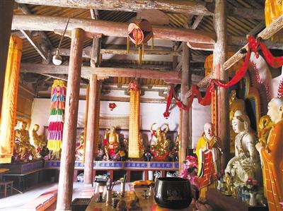武都福津广严院:西部唯一的南宋时期木构建筑
