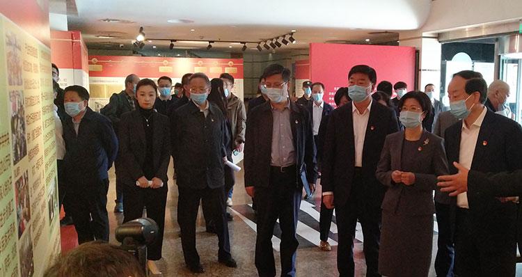 """北京市""""5·6民族团结日""""主题活动暨北京市民族团结进步促进中心(北京市铸牢中华民族共同体意识研究中心)成立大会举行"""