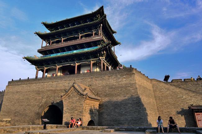 汉族人保存最为完整的古城,中国历史上第一家金融机构就在这里