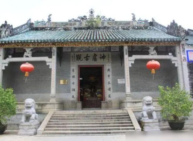 """广东神级的""""岭南第一山"""",是著名宗教圣地,有""""蓬莱仙境""""美誉"""
