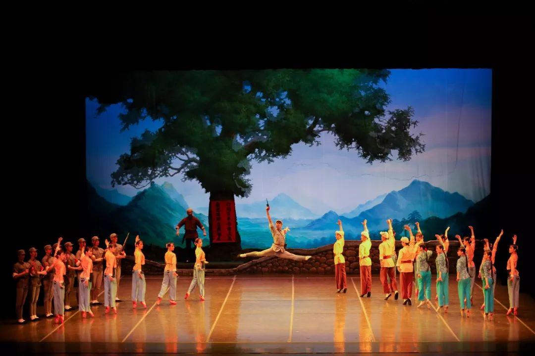 芭蕾舞剧《白毛女》,追忆红色峥嵘岁月