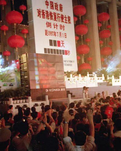 21年前的这个夜晚,举国无眠,记住历史时刻!