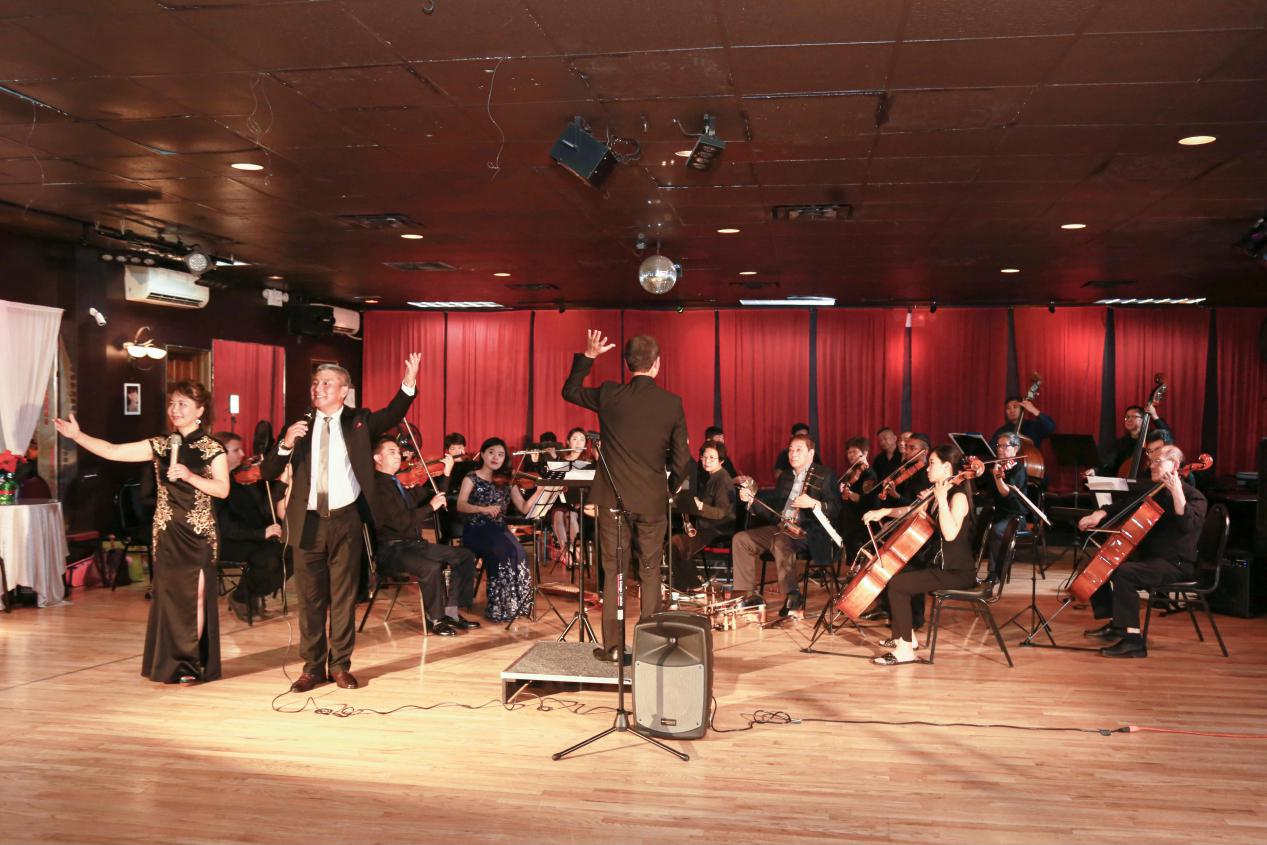 中国文化视窗2021京剧交响音乐会在纽约唱响