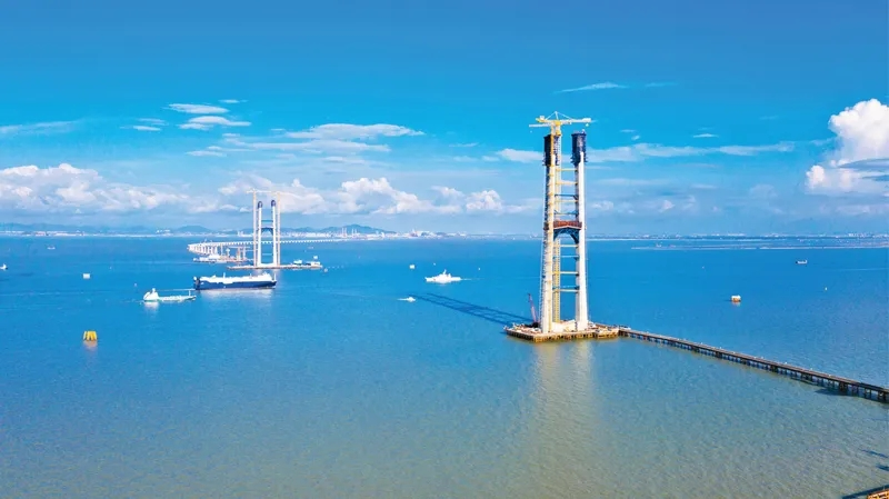 携手港澳打造国际一流湾区和世界级城市群