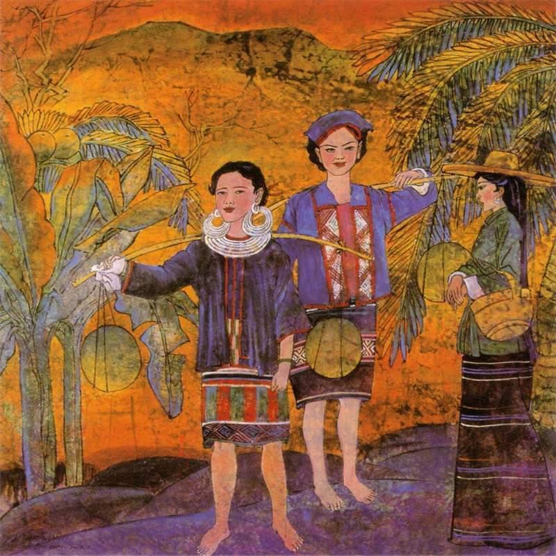黎族——探秘海南岛上最早的居民。