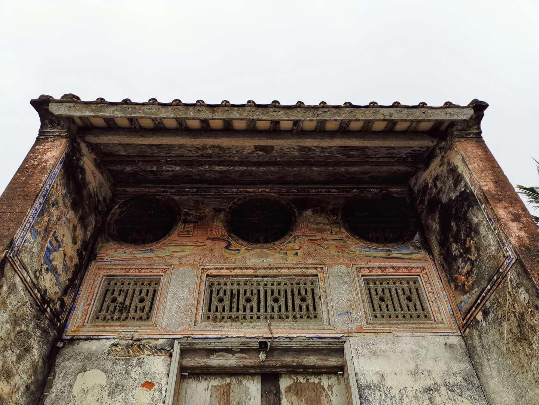 文昌这座百年老宅,是我国近现代重要史迹,承载南洋华侨浓浓乡愁