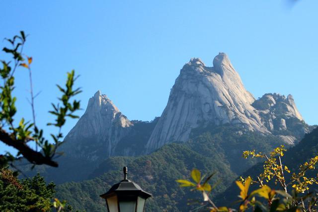 天柱山——安徽三大必去名山之一,2020中国避暑名山