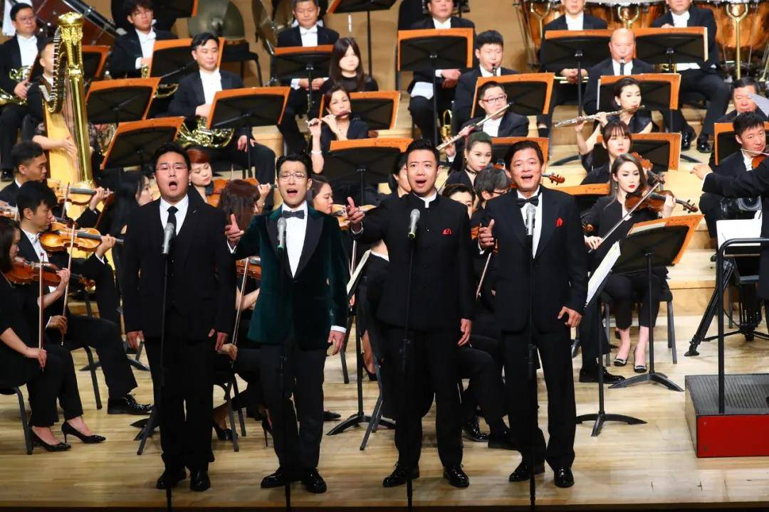 奏响红色旋律 礼赞百年辉煌——天津市庆祝中国共产党成立100周年交响音乐会