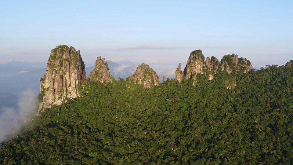 七仙岭温泉国家森林公园