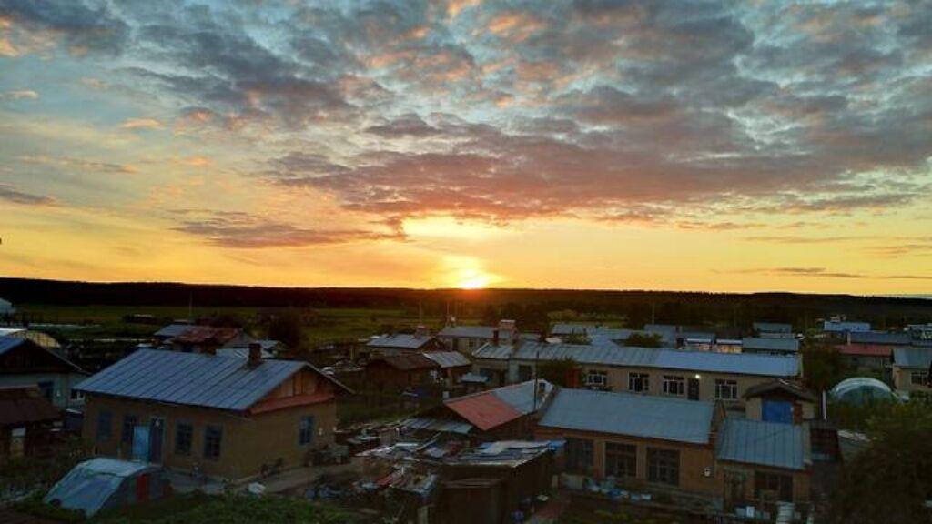 最北之地——漠河北极村