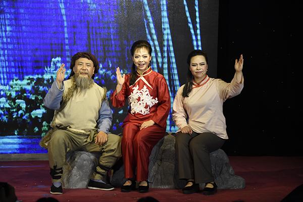 《党的女儿》——国家大剧院版经典民族歌剧在京亮相