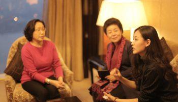 专访南南国际贸易促进中心主席耿弘