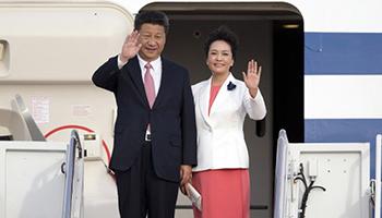 海外人士热议习主席访美取得丰硕成果