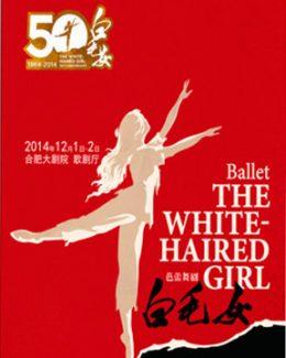 芭蕾舞剧《白毛女》视频