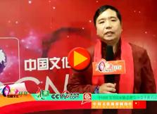 2016中国文化大拜年——中国榜书书法家协会北京分会主席石云鹏祝大家赢在猴年!