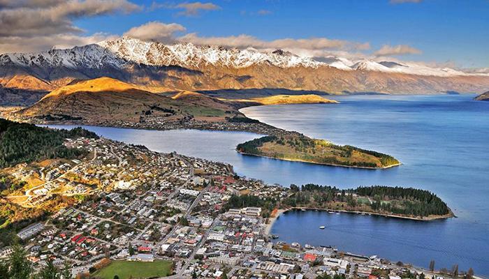 中国文化视窗-新西兰台