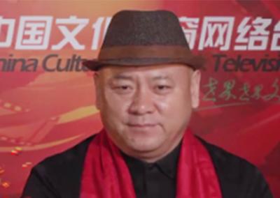 著名豫剧表演艺术家金不换:祝全球华人万事如意
