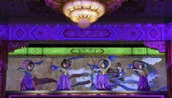 2018年中非合作论坛北京峰会欢迎晚宴文艺演出在人民大会堂举行