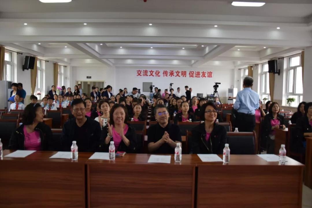 公主岭市委统战部与亚裔才艺基金会组织文化交流 华裔青少年走进岭城