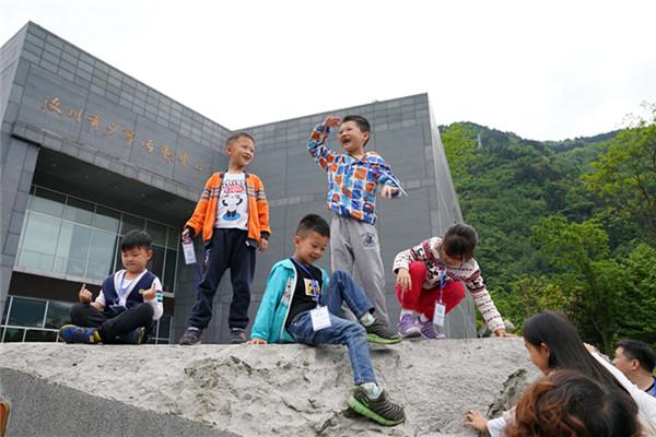 国社@四川|汶川地震十周年:再还人间一个锦绣巴蜀
