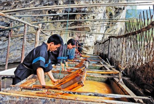 贵州非物质文化遗产——丹寨石桥古法造纸
